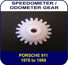 [S0] Porsche 911 ODOMETER SPEEDOMETER GEAR MPH 1976 to 1989 2.7 3.0 3.2 3.3 sc