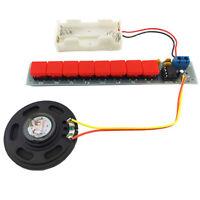 1 set DIY Kit NE555 Component Electronics Piano Organ Module Battery  ro
