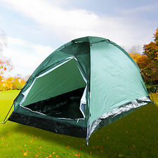Gazelle Outdoors Hunting Camping Hiking Backpacking Dark Green Light  Dome Tent