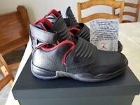 7d31765fc9c5bb Men s Nike Jordan Generation 23 HOH Steve Wiebe X AJ9101 025 Black Red