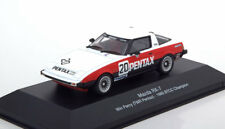 MAZDA RX-7 #20 WIN PERCY 1980 BTCC CHAMPION EDITION ATLAS 1/43 TWR PENTAX