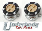 1 PAIR FREE-WHEELING HUBS SUIT LANDCRUISER 76, 78, 79 SERIES 1999 ON