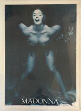 Madonna   Original 1990's UK Poster