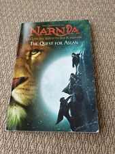 The Chronicles of Narnia The Quest For Aslan The Lion, Witch & The Wardrobe Book
