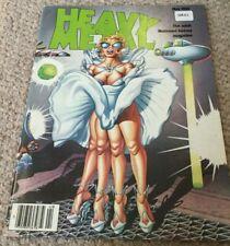 HEAVY METAL Magazine May 1990