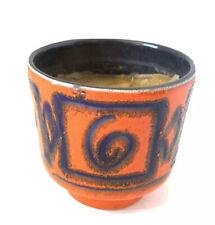 New ListingStudio Art Pottery - Hildegard Ceramics Engineering California w Candle Mcm 4�