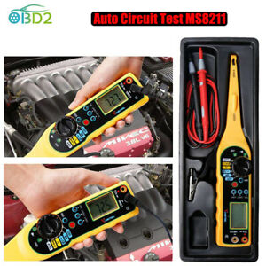 Automotive Test Electrical Circuit Tester ms8211 Probe Digital Multimeter Tool