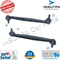 2X FRONT ANTI ROLL BAR STABILISER DROP LINK FOR VAUXHALL OPEL ZAFIRA A B MK1 MK2