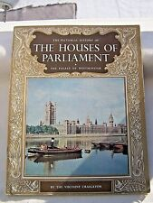 GUIDE BOOK, HOUSES OF PARLIAMENT, PALACE OF WESMINSTER, LONDON, PITKIN, VINTAGE