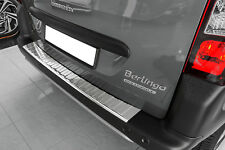 Stainless Steel Boot Sill Protection for CITROEN BERLINGO 2 MULTISPACE Built