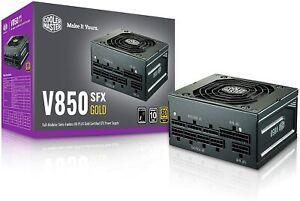 Cooler Master 244541 Coolermaster Ps Mpy-8501-sfhagv-us V Sfx Gold 850