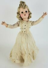R&B Arranbee Doll Vintage Blonde Evening Wear With Pearls Nanette