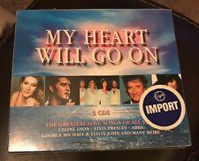 Various Artists - My Heart Will Go on - Various Artists CD F0VG Brand New