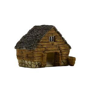 Miniature Barn (Small) TO 4906 Miniature Fairy Garden