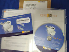 Sirona Cerec 4.4 Software With Licence Voucher New