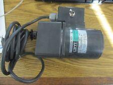 Oriental Motor: 51K40GN-ACH-115 Induction Motor w/ 5GN25KA Gear Head.  Tested <