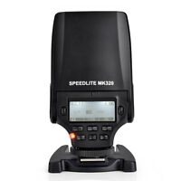 Meike Flash Speedlite MK-320 GN32 HSS Master Control TTL for FujiFilm X-T1