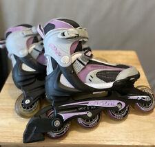Bladerunner Performs Rollerblades Skates Abec5 Girls Adjust Size 5