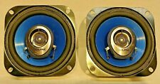 "RARE ALPINE SPS-1029S 2-WAY COAXIAL  4"" CAR SPEAKER NEW (Pair) CAR SPEAKERS NIB"