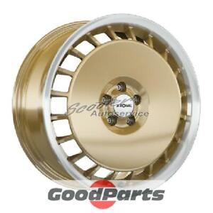 1x Alufelge Ronal R50 AERO gold 8x18 Zoll für VW Eos,Golf,Phaeton ID398750
