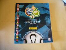 Panini WM 2006 Album Komplett