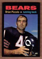 Brian Piccolo '69 Chicago Bears running back Monarch Corona Glory Days #10