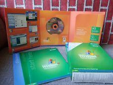 Genuine Microsoft Windows XP Home Edition Upgrade software CD product Key
