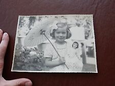 Unknown  surrealist photographer FRANCE  Interwar  doll  22 x 17 cm original K
