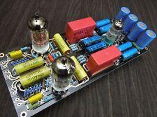 America SHURE M65 Circuit MM RIAA Tube Phone Turntable Preamp Assembled Board
