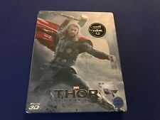 Thor The Dark World 2D/3D Ltd Steelbook KE NO 8 - 035/300 Kimchi 1/4 Slip Ed.