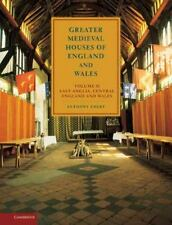 Greater Medieval Houses of England and Wales HC NEW RARE 2000 Edition A. Emery