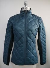 LULULEMON Run Turn Around Jacket Alberta Lake Black Reversible Down 4 WORN ONCE