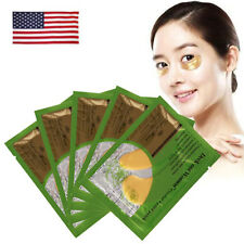 20 Pairs Gold Anti-Wrinkle Dark Circle Gel Collagen Under Eye Patches Pad Mask