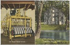2 Views at Lancaster Country Store in Brownstown PA Postcard Advertising Card