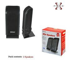 Casse speaker slim per pc notebook 2.0 USB RMS XTREME