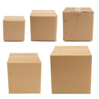 Strong Cardboard Boxes Multi Listing Home Removal Storage Packing Carton Mailing