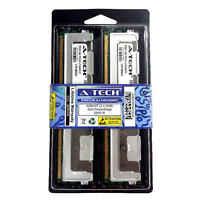 4GB KIT 2 x 2GB Dell PowerEdge 2900 III 2950 2950 III M600 R900 Ram Memory