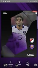 Kaka Blackgoal 7cc Topps kick GIVE ME OFFERS