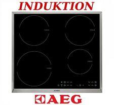 Induktion Kochfeld 60cm AEG Platte Autark Touch Control Glaskeramik Timer NEU