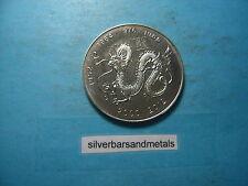 DRAGON ZODIAC 2000 REPUBLIC OF SOMALILAND $5 COIN COOL PIECE