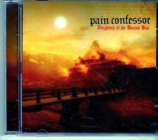 (EI522) Pain Confessor, Purgatore of the Second Sun - 2007 CD