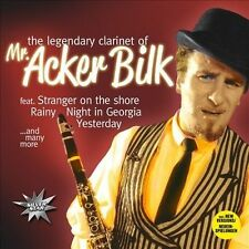 Legendary Clarinet Of Mr. Acker Bilk by Acker Bilk (CD, Nov-2011, Silver Star...