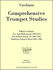 Vacchiano - Comprehensive Trumpet Studies - Charles Colin Publications