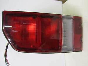 GEO TRACKER 91-98 1991-1998 TAIL LIGHT DRIVER LH LEFT OEM good used undamaged