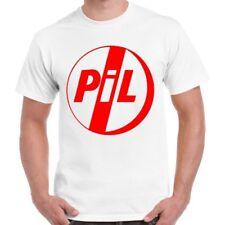 Pil Public Image Limited Logo Punk Alternative John Lydon Retro T Shirt 121