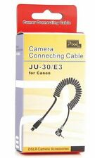 Pixel JU-30/E3 Canon E3 Type Shutter Release Cable for King Pro Canon Trigger