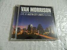 Live At Austin City Limits Festival Album by Van Morrison - Limited edition CD's