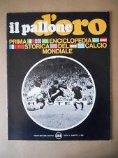Il Pallone d'Oro Fascicolo 1969 - ALBANIA ARGENTINA GRECIA  [GS43]