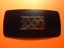 NOS ORIGINAL HARLEY DAVIDSON XL1000 XLCH XLS AIR CLEANER INSERT DECAL 29273-79