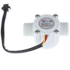 1pc 12 Water Flow Sensor Control Effect Flowmeter Hall 1 30lmin For Ardiv